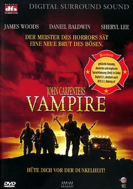 Vampire - John Carpenter DVD Bild