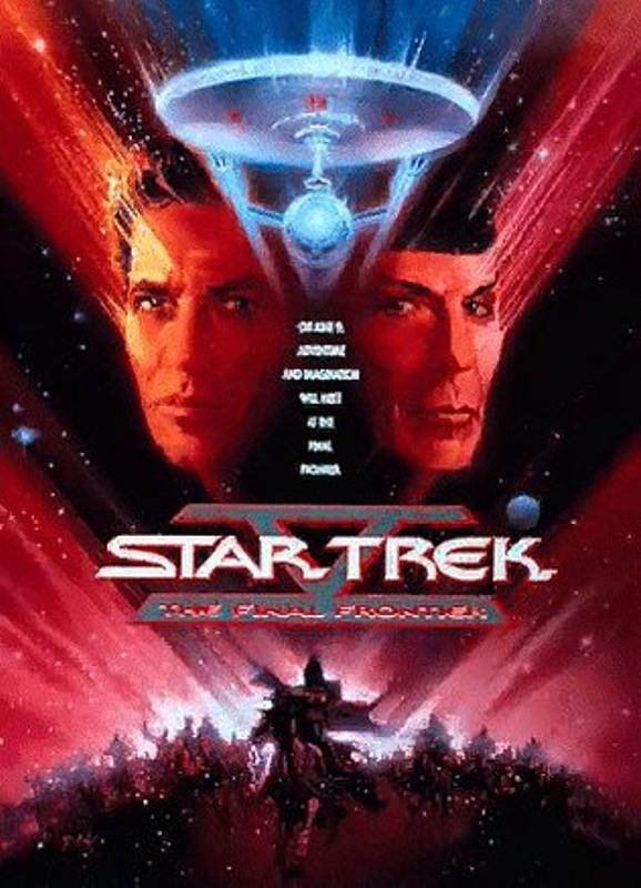 Star Trek V Am Rande Des Universums