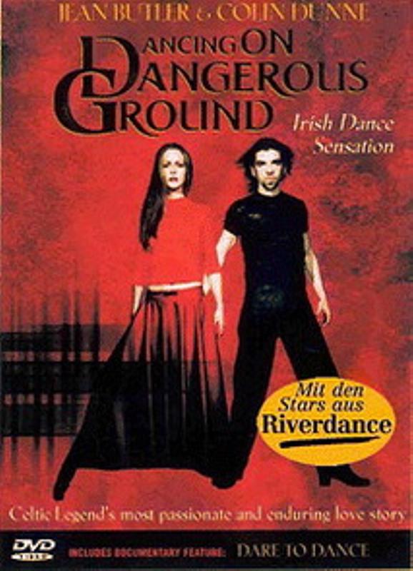 Dancing on Dangerous Ground DVD Bild