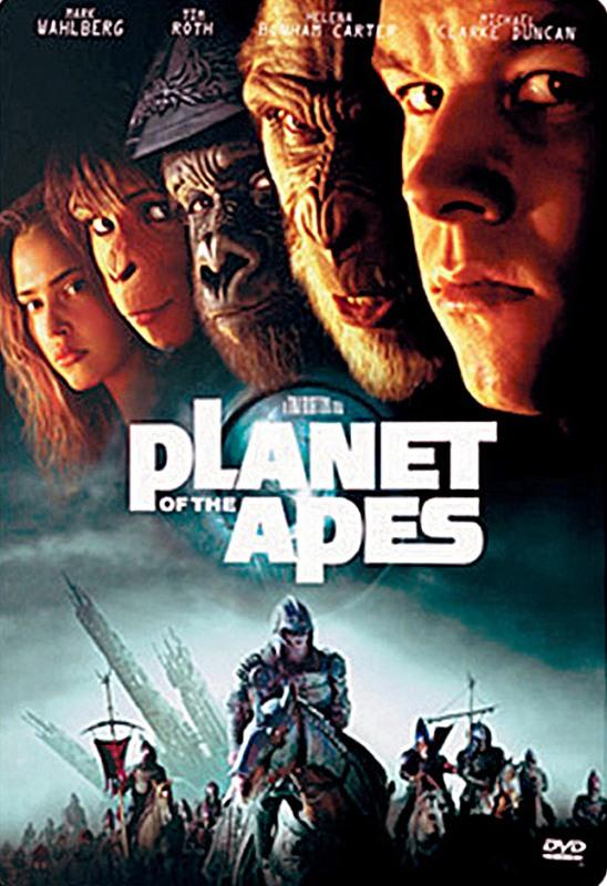 Planet Der Affen Neuverfilmung