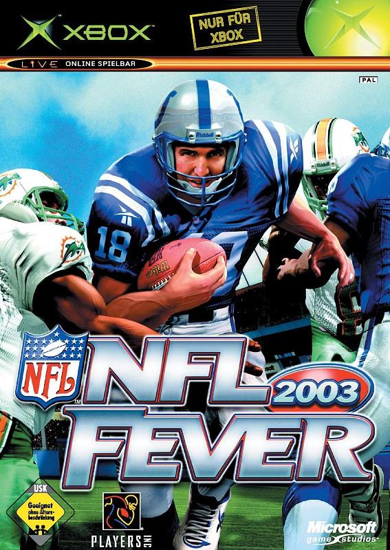 NFL Fever 2003 XBox Bild