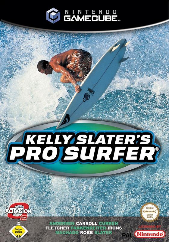 Kelly Slater's Pro Surfer GameCube Bild