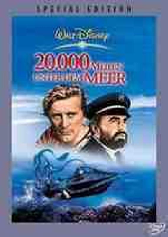 20.000 Meilen unter dem Meer: Special Edition DVD Bild