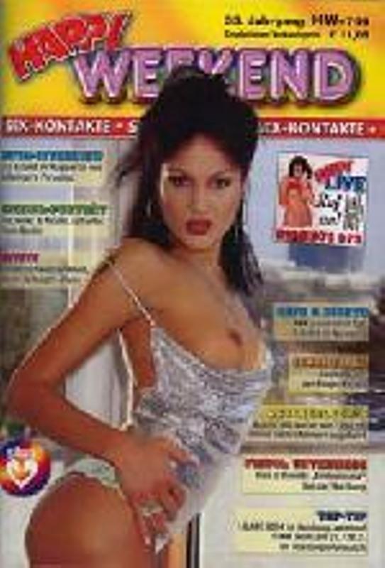 Happy Weekend Nr. 799 + DVD Hot Paradise Girls DVD-Magazin Bild
