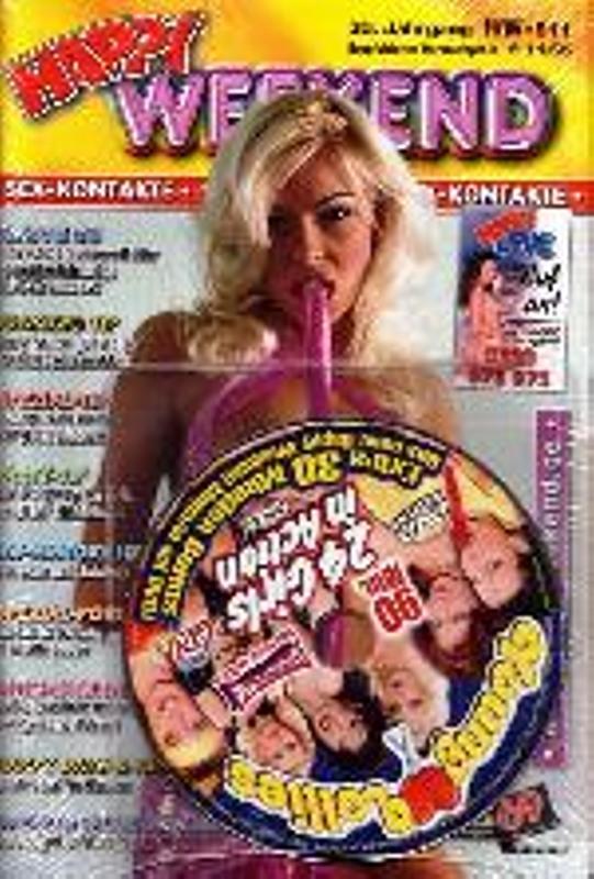 Happy Weekend Nr. 811 + DVD Young Lollies DVD-Magazin Bild