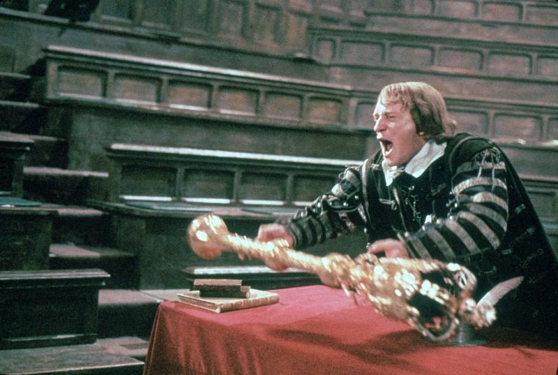 Cromwell Der Unerbittliche