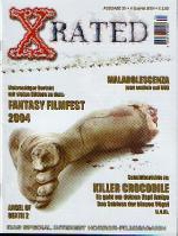 X-Rated 30 DVD-Magazin Bild