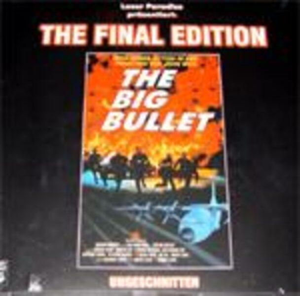 The Big Bullet - Laserdisc Laserdisk Bild
