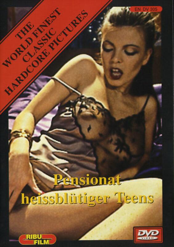 Pensionat heissblütiger Teens DVD Bild