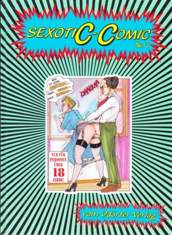 Sexotic - Comic Nr. 7 Comic Bild