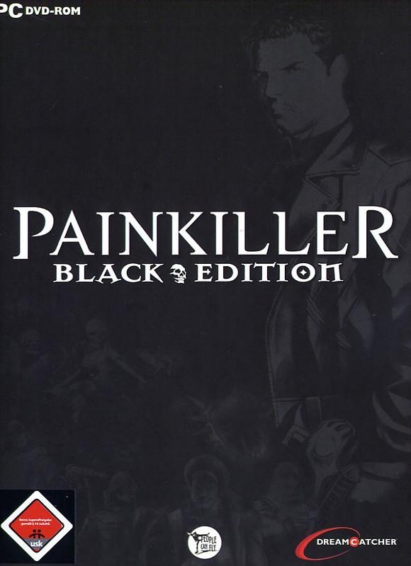 Painkiller - Black Edition (DVD-ROM) PC Bild