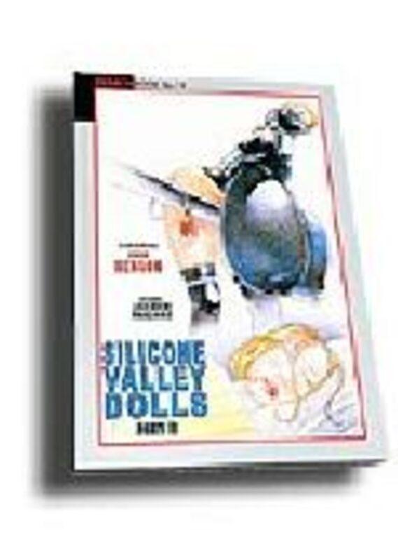 Benson Book No.11 - Silicone Valley Dolls II Buch Bild