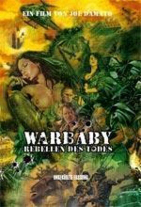 Warbaby - Rebellen des Todes - Limited Edition DVD Bild