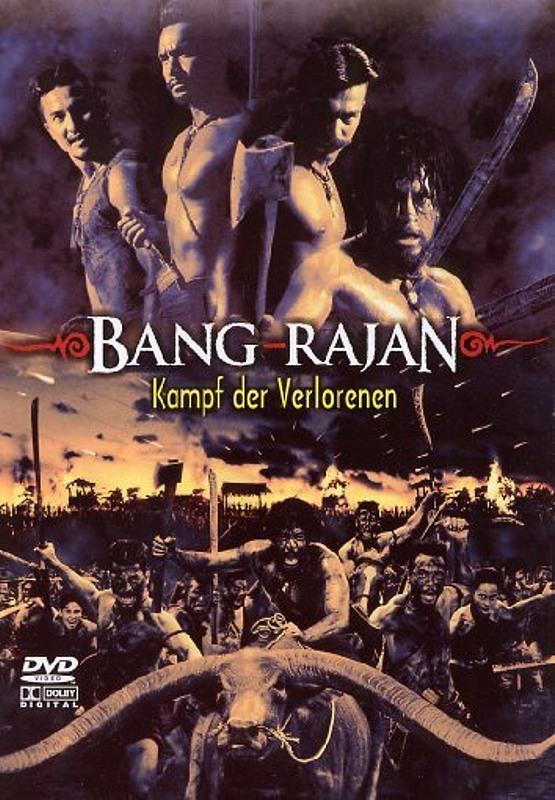 Bang Rajan - Kampf der Verlorenen DVD Bild