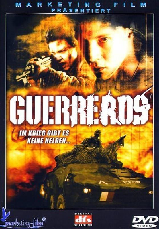 Guerreros DVD Bild