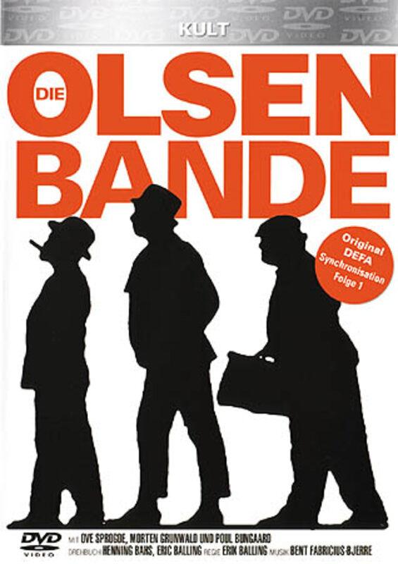 Die Olsenbande DVD Bild