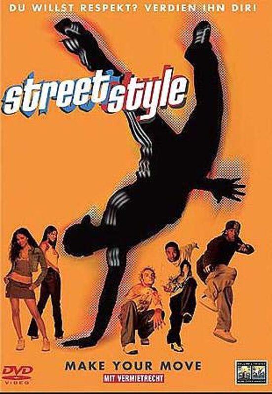 Streetstyle DVD Bild