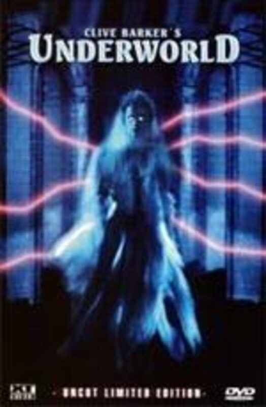 Clive Barker`s Underworld - Full Uncut Limited DVD Bild