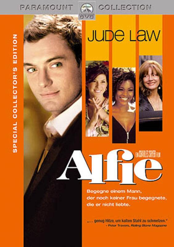 Alfie DVD Bild