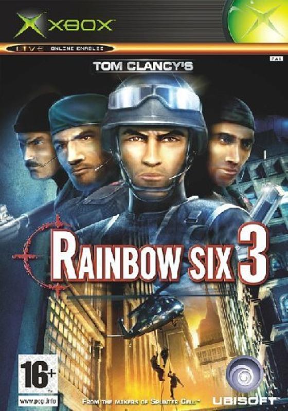 Rainbow Six 3 (Tom Clancy) XBox Bild