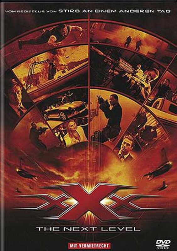 xXx 2 - The next Level DVD Bild