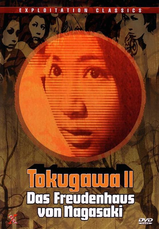 Tokugawa 2 - Das Freudenhaus von Nagasaki - Limited Edition DVD Bild