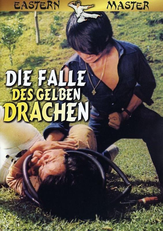 Die Falle des gelben Drachen DVD Bild