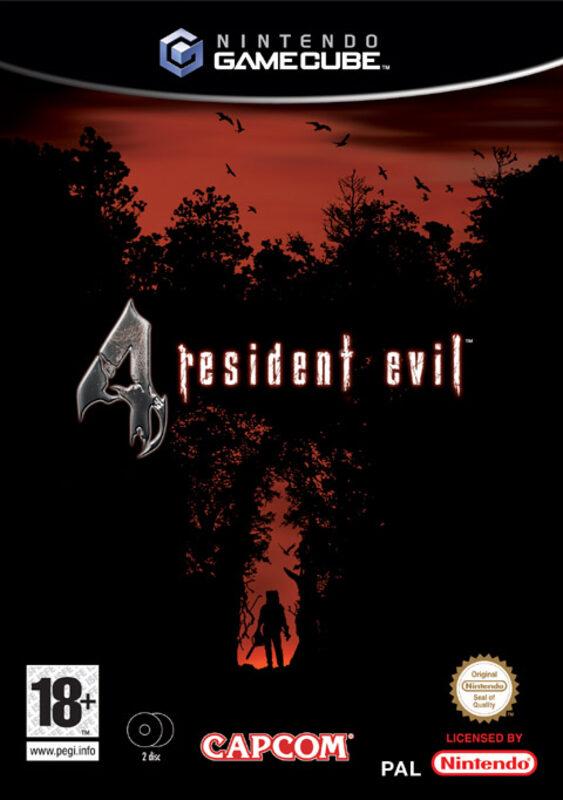 Resident Evil 4 UK incl. Bonus Spielen GameCube Bild