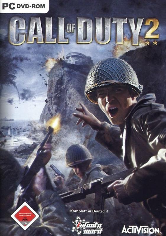 Call of Duty 2 PC Bild