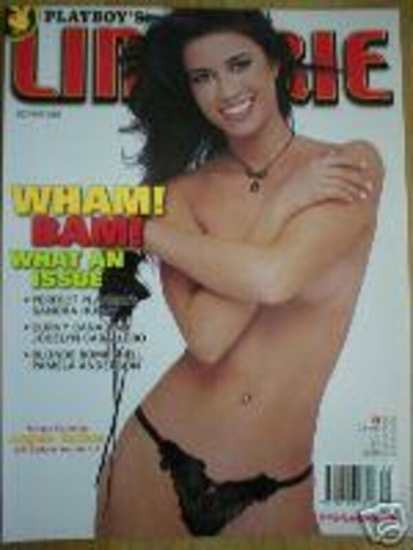 Playboy Special Editions Lingerie USA 10-11/2005 Magazin Bild