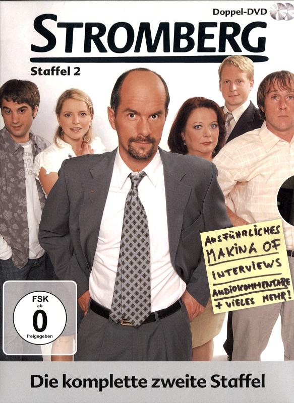 Stromberg - Staffel 2  [2 DVDs] DVD Bild