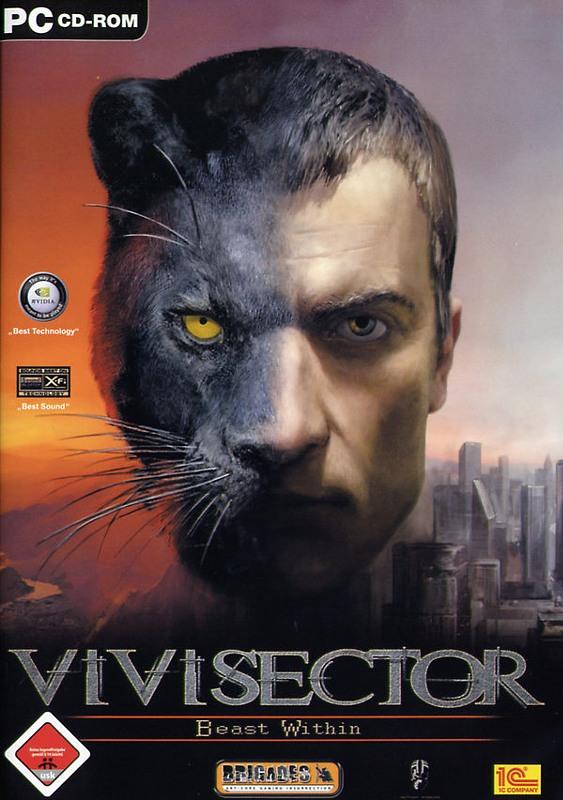 Vivisector: Beast Inside PC Bild