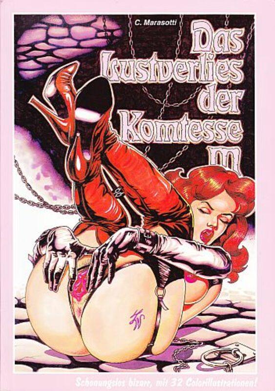 C. Marasotti - Das Lustverlies der Komtesse M. Buch Bild