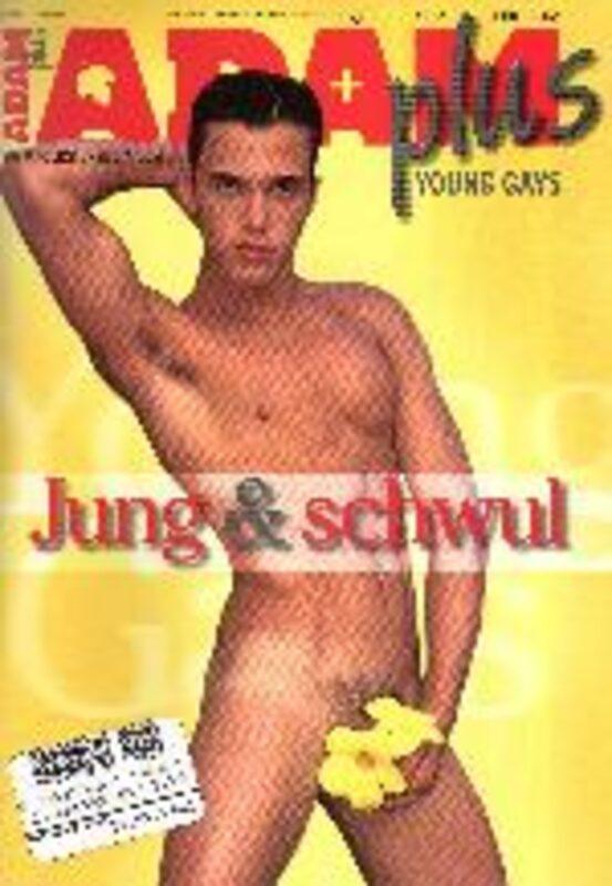 Adam Plus Nr. 2 Gay Buch / Magazin Bild