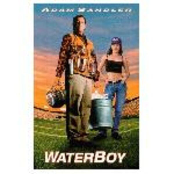 Waterboy - Der Typ mit dem Wasserschaden VHS-Video Bild
