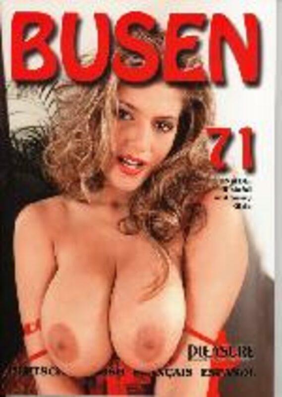 Busen No. 71 Pleasure Superbusen DVD-Magazin Bild