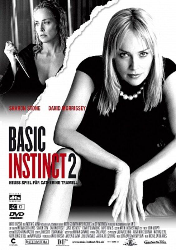 Basic Instinct 2: Neues Spiel für Catherine Tramell DVD Bild
