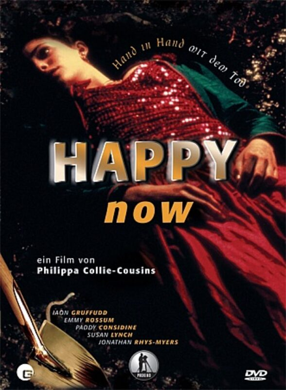 Happy now - Hand in Hand mit dem Tod DVD Bild