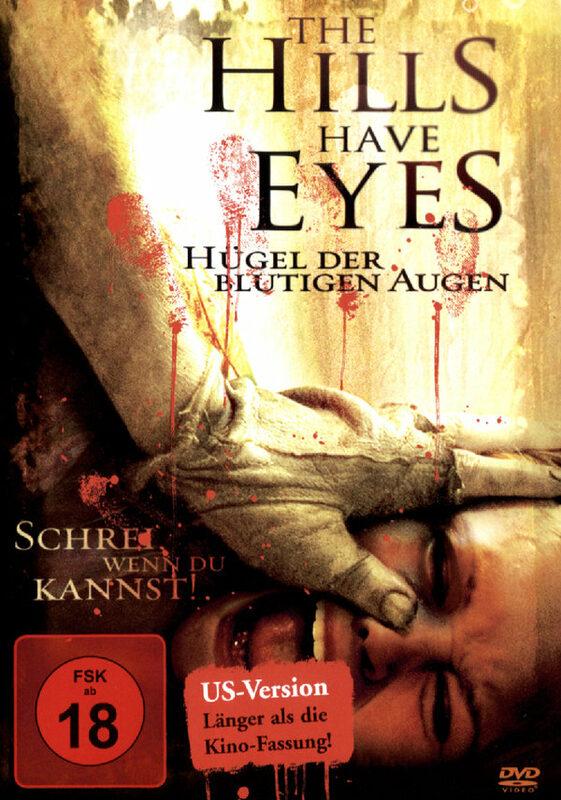 The Hills Have Eyes - Hügel der blutigen Augen DVD Bild