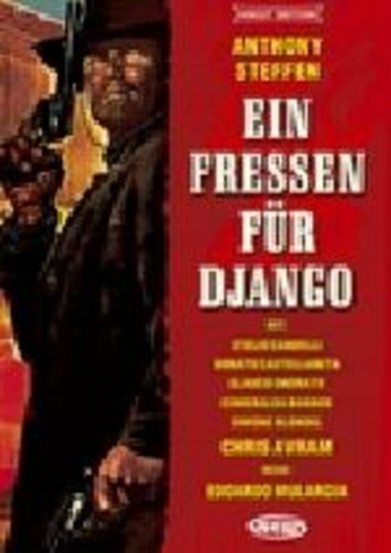 Ein Fressen für Django - Uncut DVD Bild
