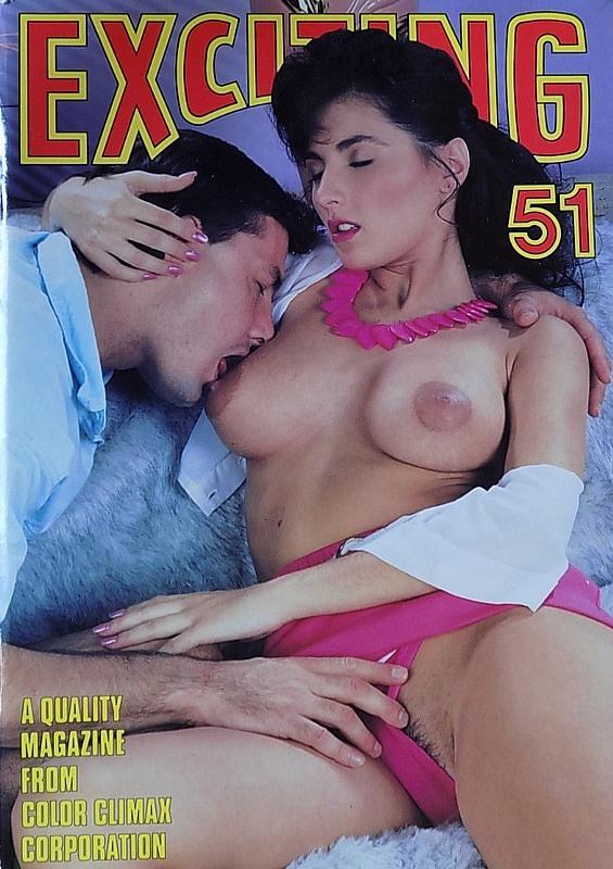 Exciting Nr. 51 Magazin Bild