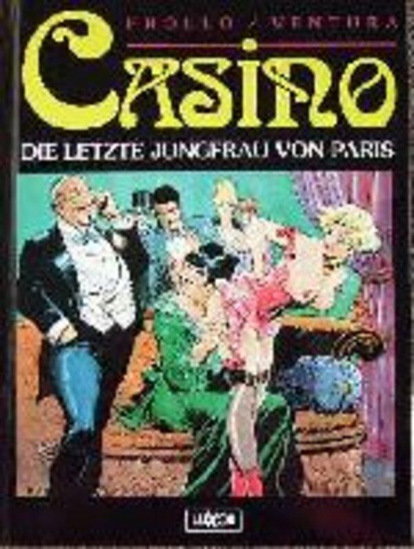 Casino Die Letzte Jungfrau von Paris Comic Bild