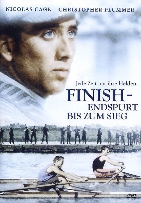 Finish - Endspurt bis zum Sieg DVD Bild