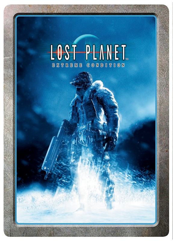 Lost Planet: Extreme Condition Special Edition XBox 360 Bild