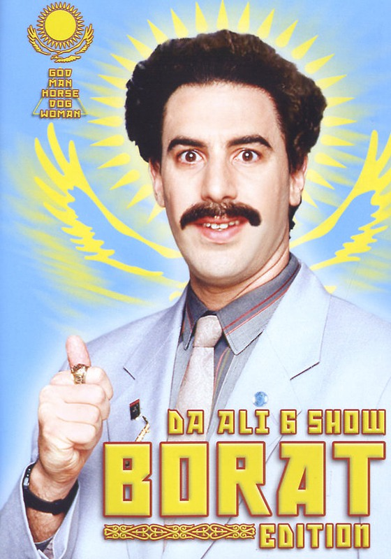 Da Ali G Show - Borat Edition DVD Bild