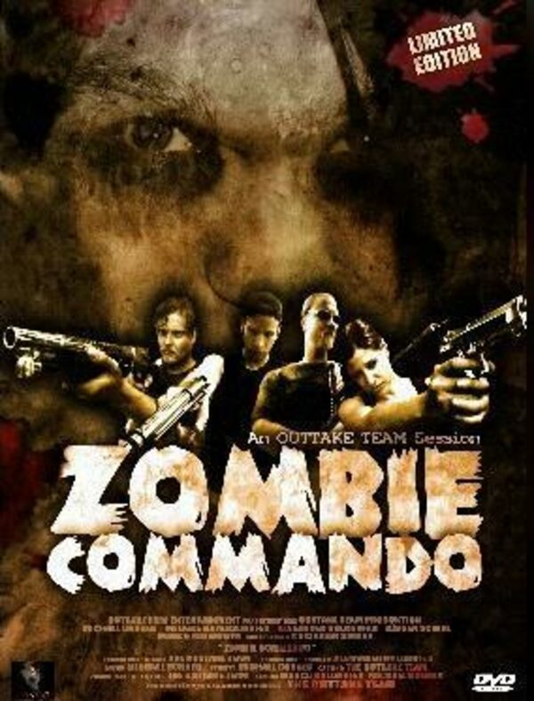 Zombie Commando - Limited Edition DVD Bild