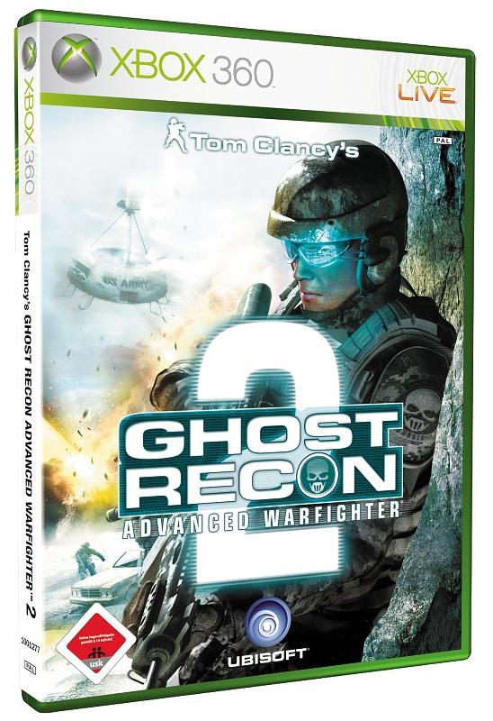 Tom Clancy's Ghost Recon - Advanced Warfighter 2 XBox 360 Bild