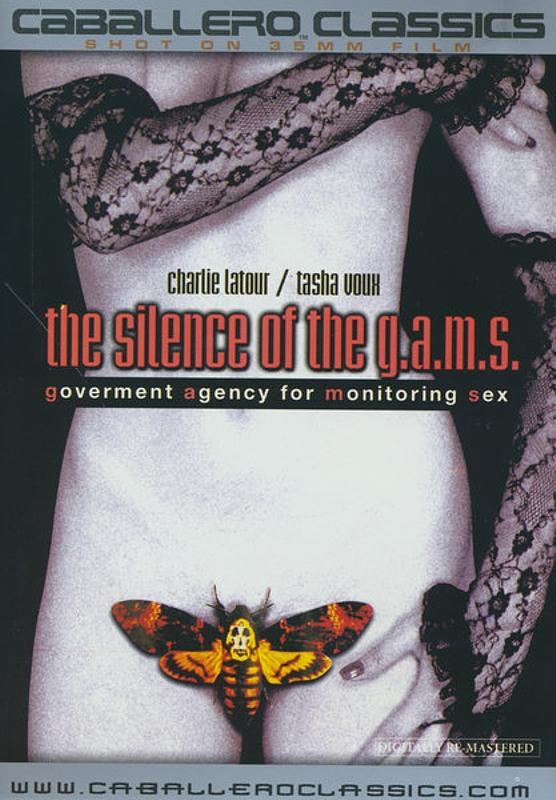 The Silence Of The G.A.M.S. DVD Bild