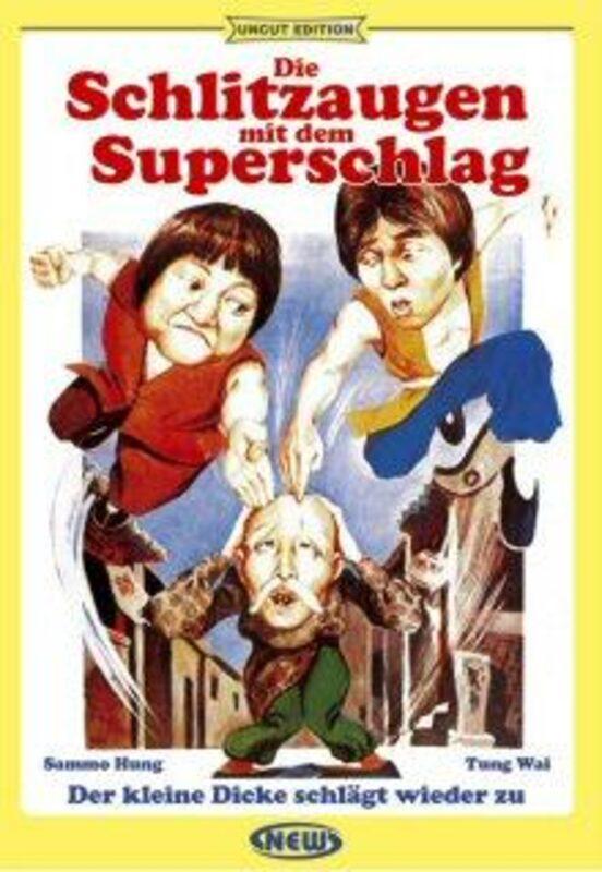 Die Schlitzaugen mit dem Superschlag DVD Bild