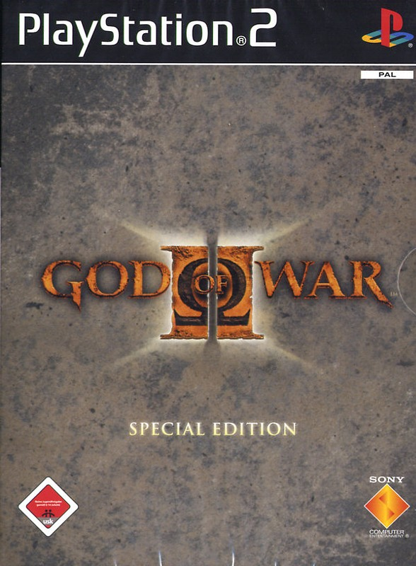 God of War 2 - Special Edition PS2 Bild